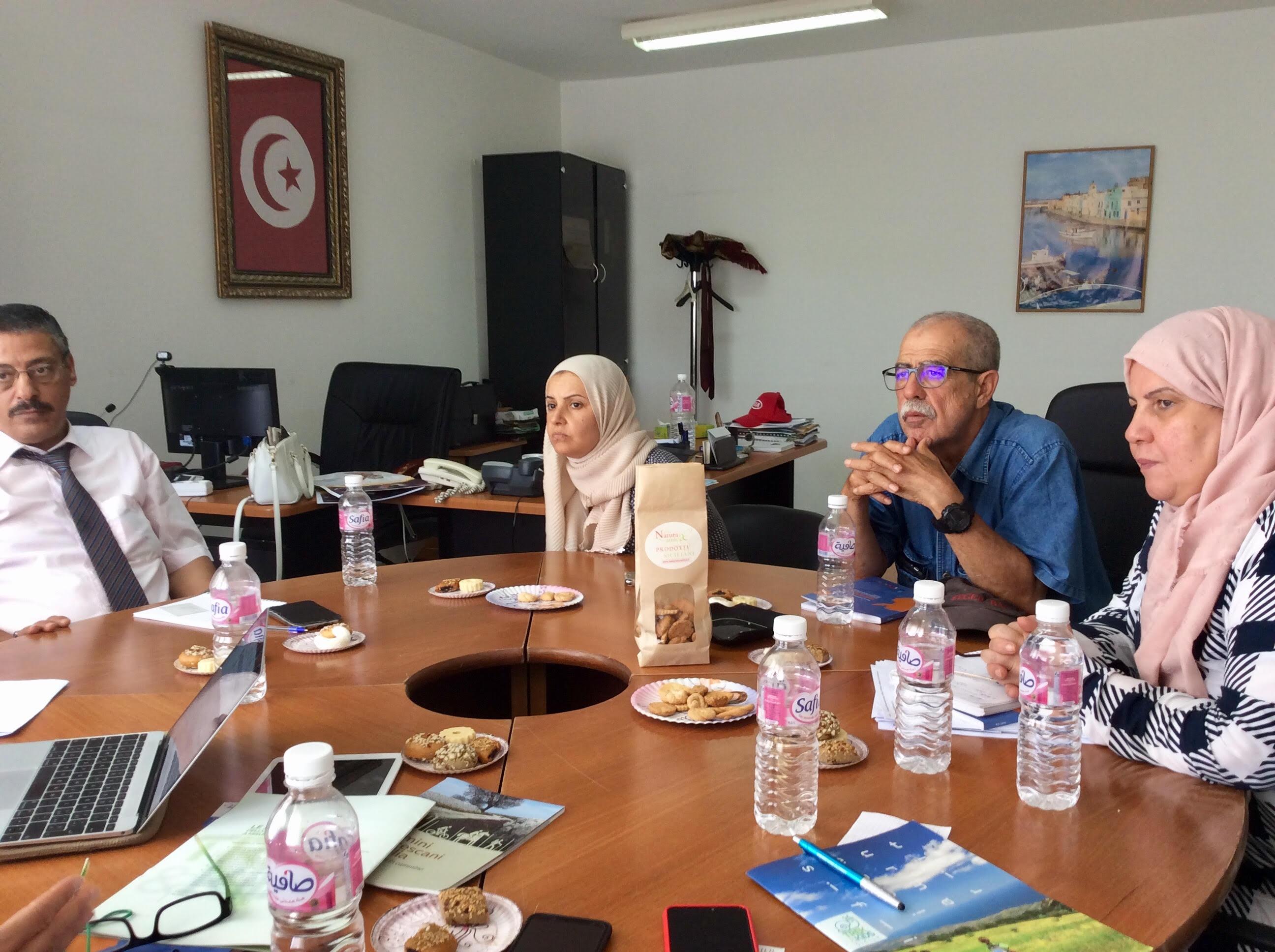Missione Astes In Tunisia